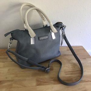 Slate Grey Adrienne Vittadini Handbag